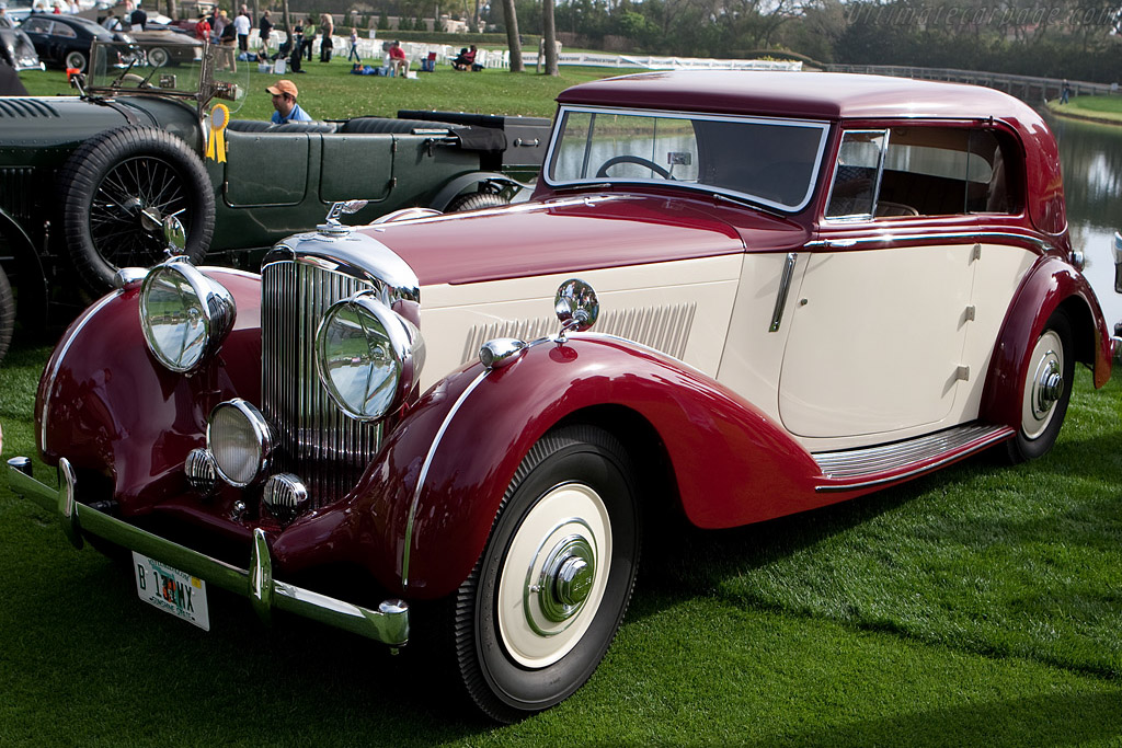 Bentley 4.25 Liter Overdrive Derby - Chassis: B131MX   - 2009 Amelia Island Concours d'Elegance