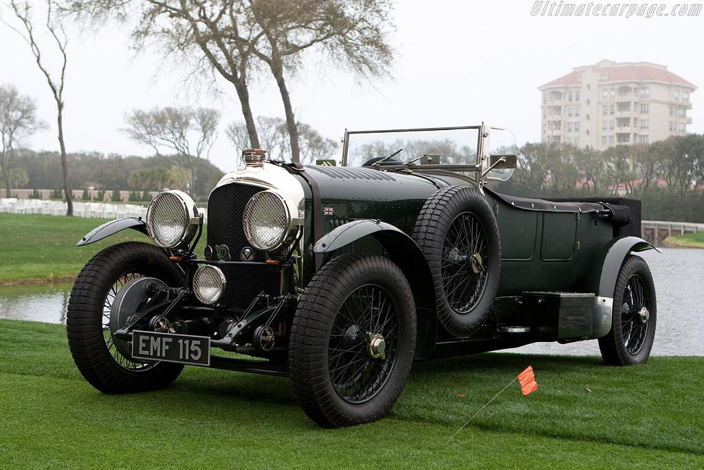 Bentley 4.5 Liter    - 2009 Amelia Island Concours d'Elegance