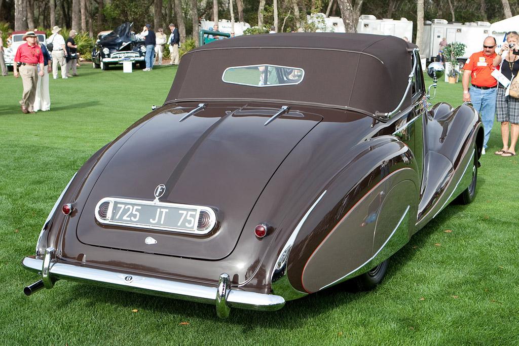 Bentley Franay    - 2009 Amelia Island Concours d'Elegance