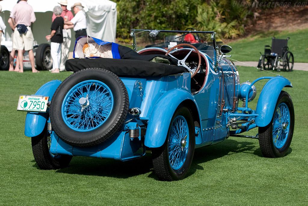 Bugatti Type 44    - 2009 Amelia Island Concours d'Elegance