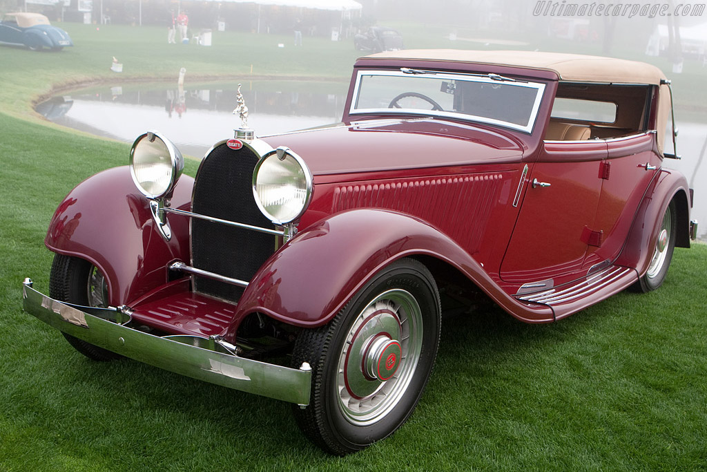 Bugatti Type 46S Cabriolet - Chassis: 46525   - 2009 Amelia Island Concours d'Elegance
