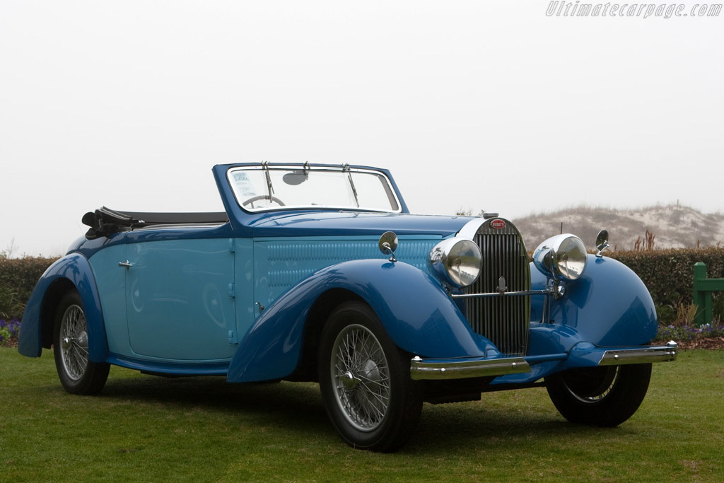 Bugatti Type 57 Stelvio    - 2009 Amelia Island Concours d'Elegance