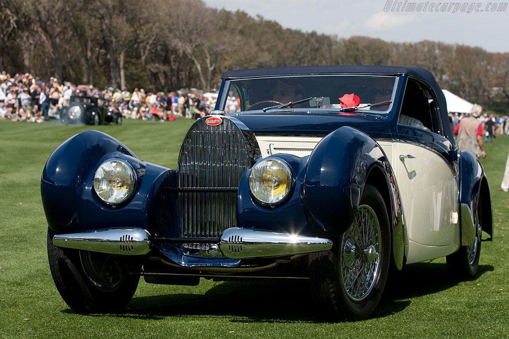 Bugatti Type 57C Aravis - Chassis: 57768   - 2009 Amelia Island Concours d'Elegance