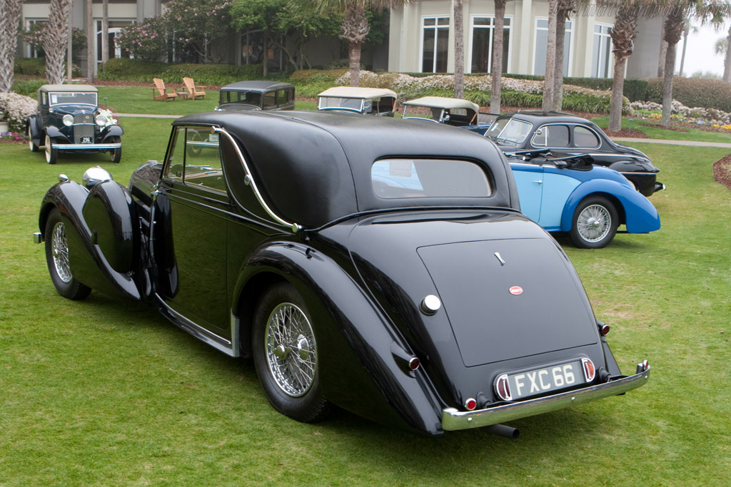 Bugatti Type 57C Faux Cabriolet    - 2009 Amelia Island Concours d'Elegance