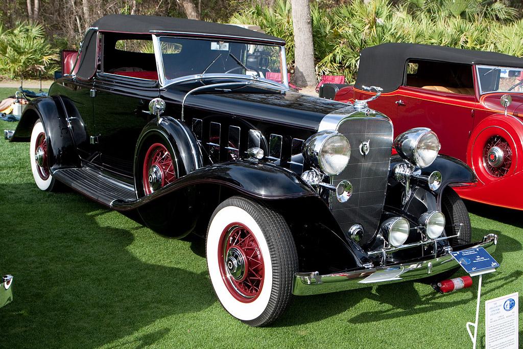 Cadillac 355B    - 2009 Amelia Island Concours d'Elegance