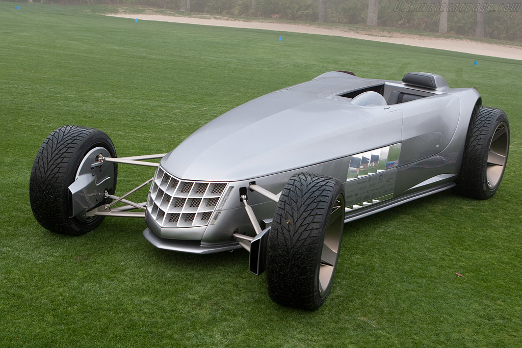 Cadillac VSR    - 2009 Amelia Island Concours d'Elegance