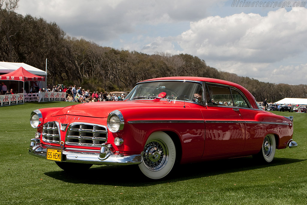 Chrysler 300    - 2009 Amelia Island Concours d'Elegance