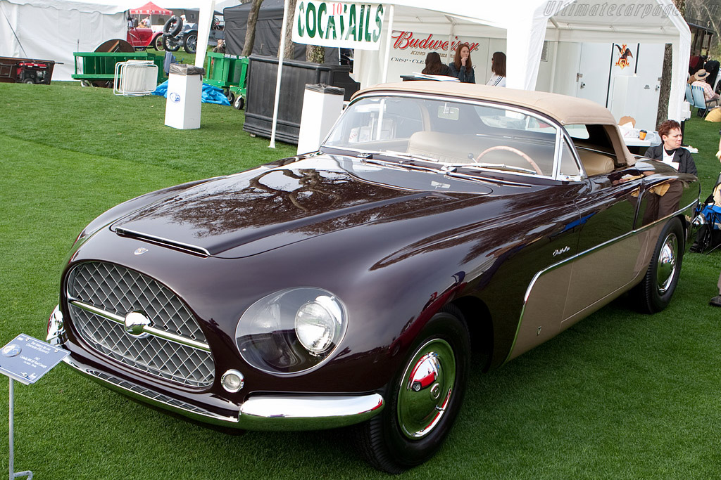 Cisitalia 808 XF Ford Concept    - 2009 Amelia Island Concours d'Elegance