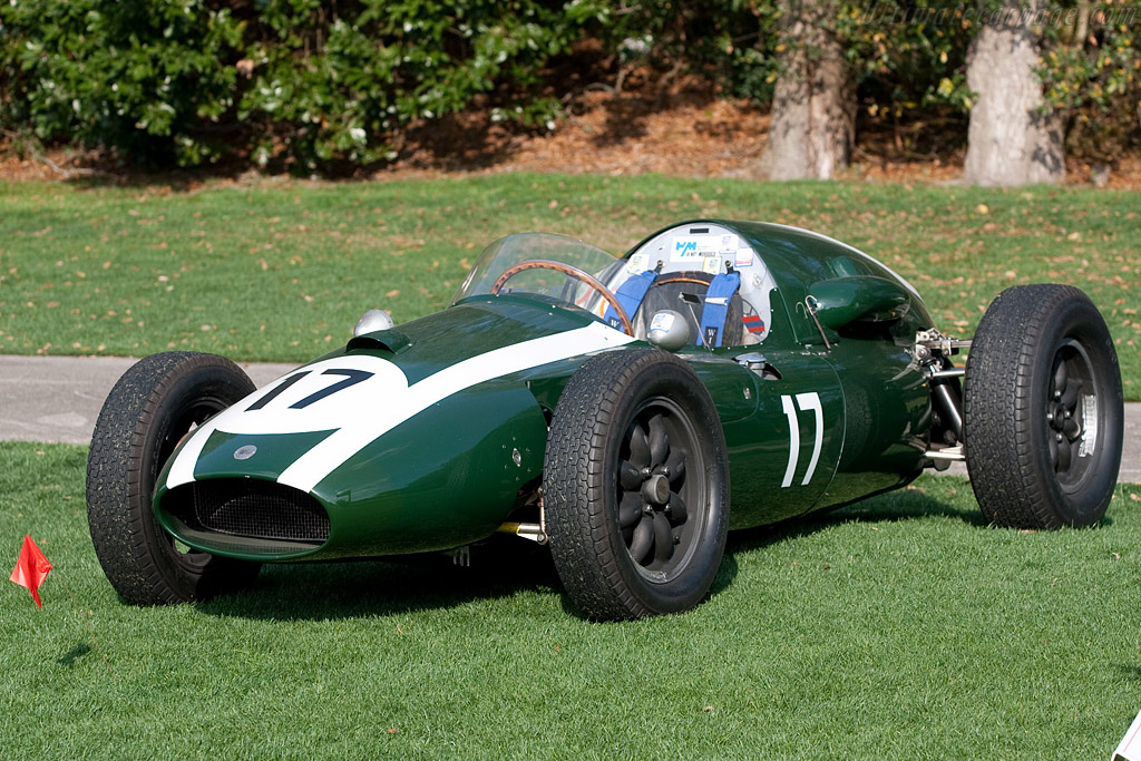 Cooper T51 Climax    - 2009 Amelia Island Concours d'Elegance