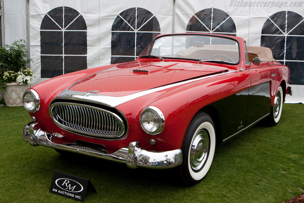Cunningham C3 Cabriolet - Chassis: 5441   - 2009 Amelia Island Concours d'Elegance