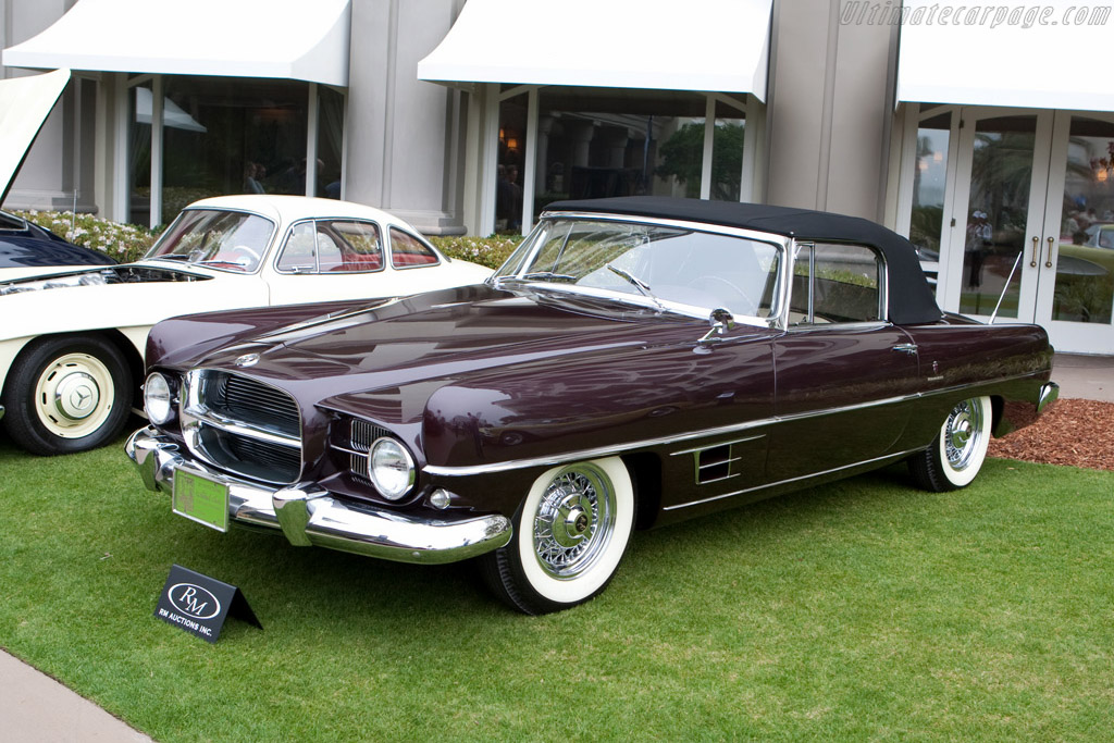 Dual-Ghia Convertible - Chassis: 191   - 2009 Amelia Island Concours d'Elegance
