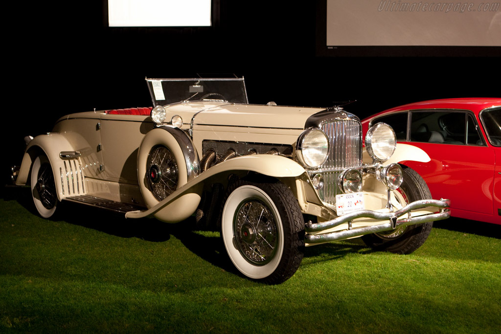 Duesenberg Model J Convertible Coupe - Chassis: 2340 J-401   - 2009 Amelia Island Concours d'Elegance