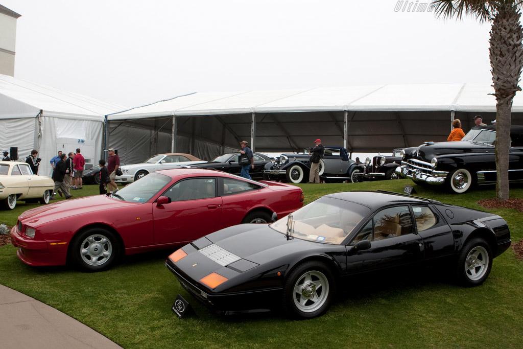 Ferrari 512 BBi - Chassis: 47747   - 2009 Amelia Island Concours d'Elegance