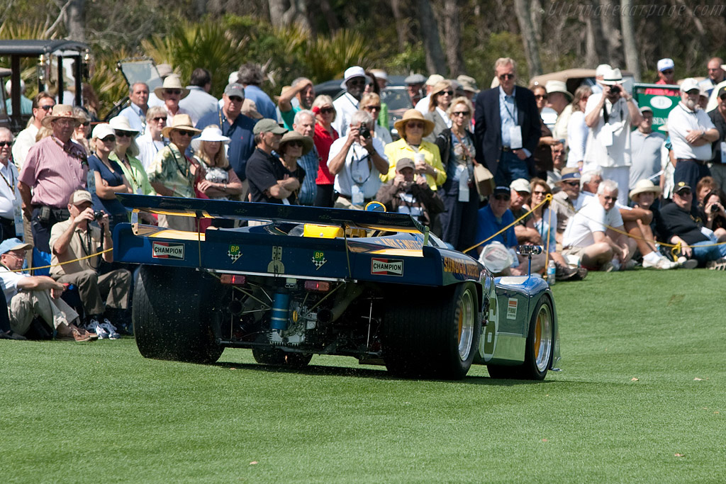 Ferrari 512 M - Chassis: 1040 - Driver: David Hobbs  - 2009 Amelia Island Concours d'Elegance