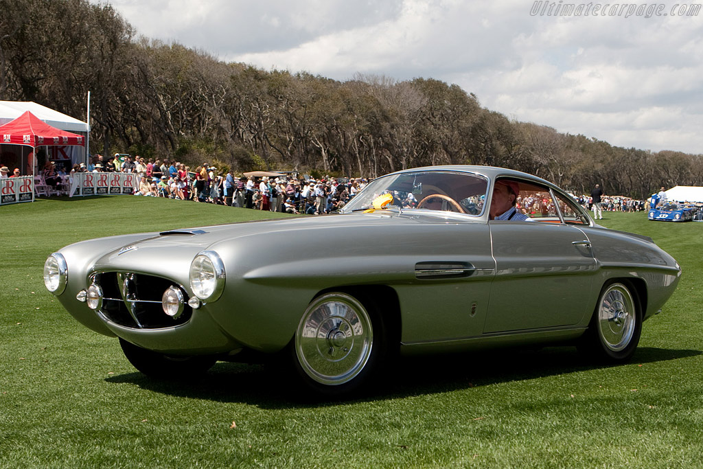 Fiat 8V Ghia Supersonic - Chassis: 106*000037   - 2009 Amelia Island Concours d'Elegance