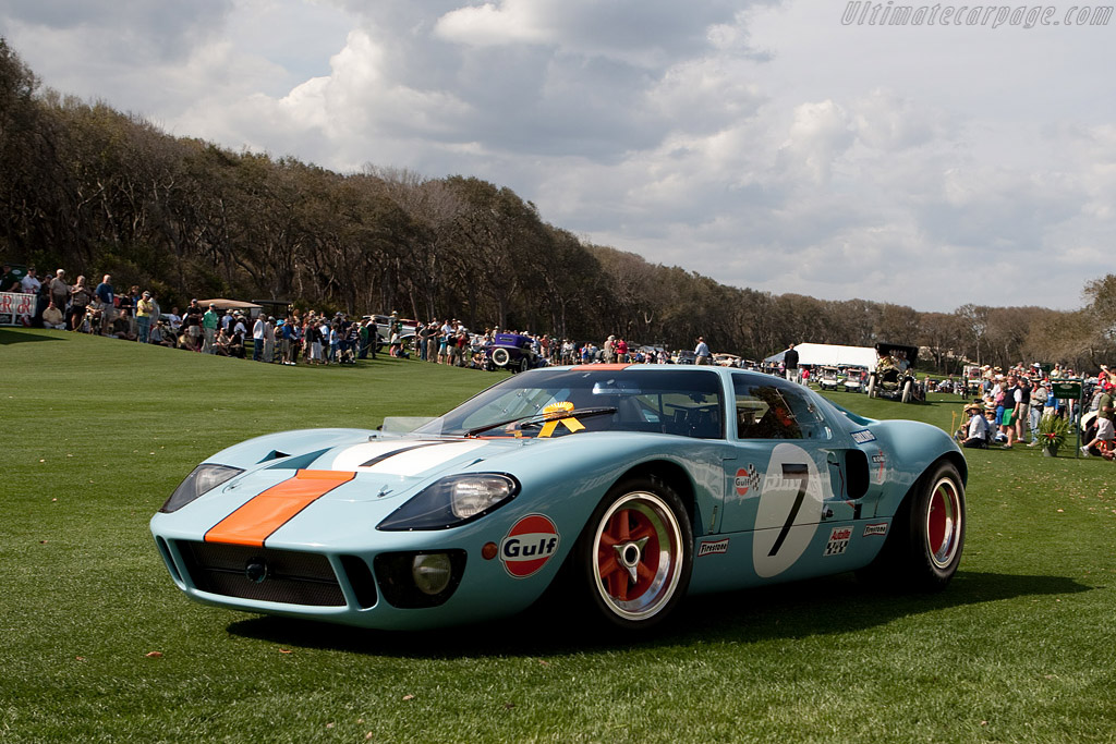 Ford GT40 - Chassis: GT40P/1076   - 2009 Amelia Island Concours d'Elegance