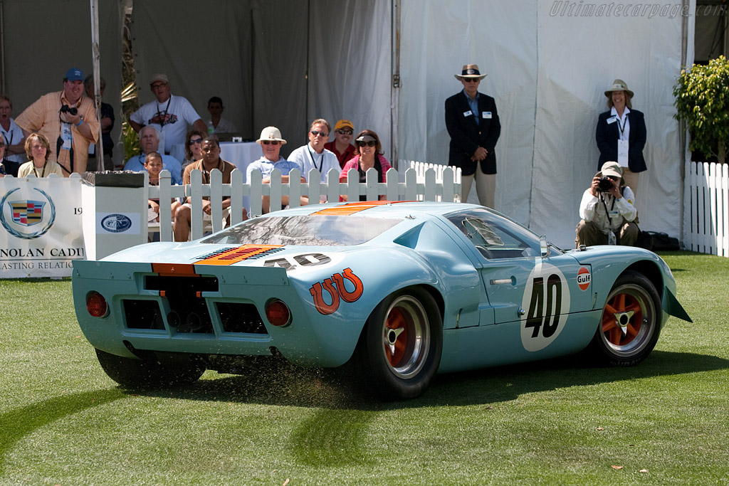 Ford GT40 - Chassis: GT40P/1074   - 2009 Amelia Island Concours d'Elegance