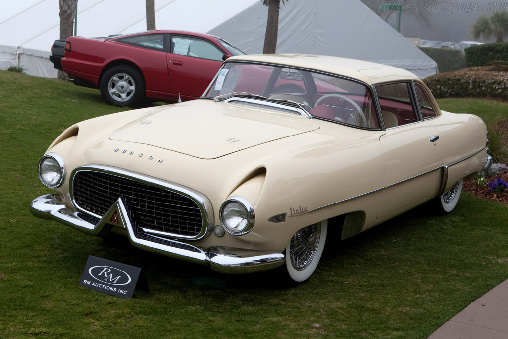 Hudson Italia Coupe - Chassis: IT10011   - 2009 Amelia Island Concours d'Elegance