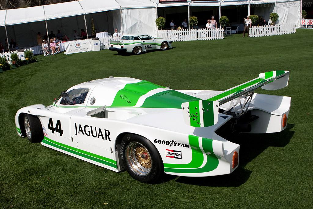 Jaguar XJR-5 - Chassis: XJR-5/007   - 2009 Amelia Island Concours d'Elegance