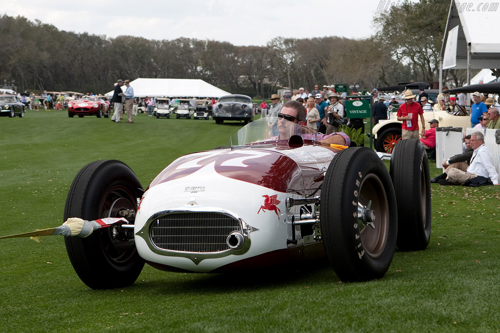 Kurtis 500 C Indy Roadster    - 2009 Amelia Island Concours d'Elegance