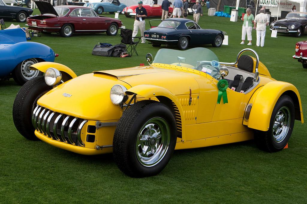 Kurtis 500 S    - 2009 Amelia Island Concours d'Elegance