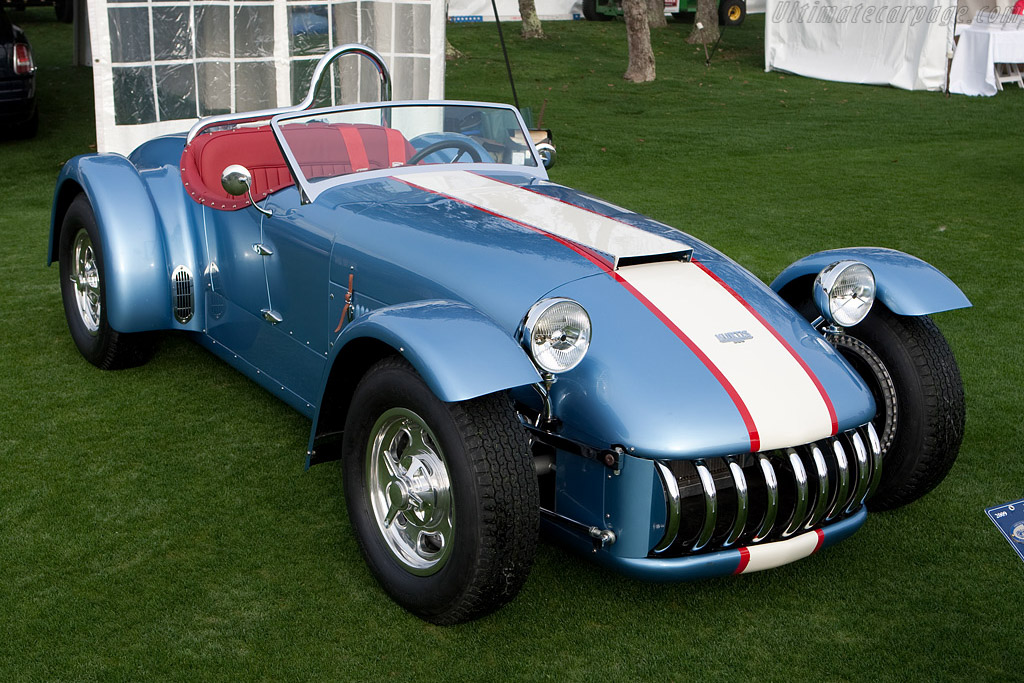 Kurtis 500S - Chassis: 500S-015   - 2009 Amelia Island Concours d'Elegance