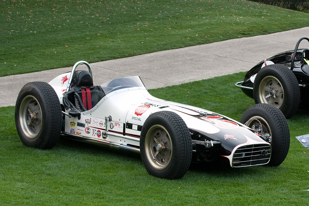Kurtis-Epperly Indy Roadster    - 2009 Amelia Island Concours d'Elegance