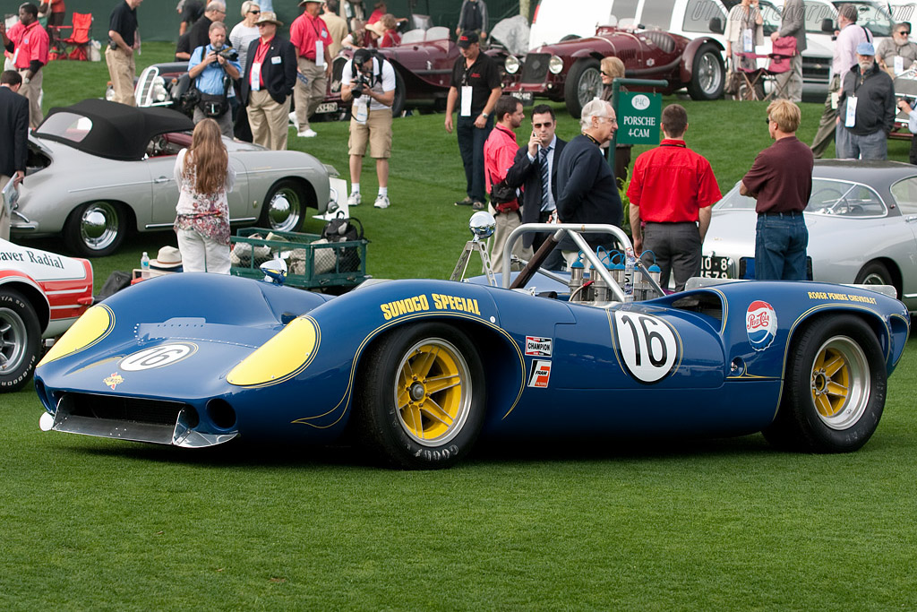 Lola T70 Mk III Roadster - Chassis: SL73/108   - 2009 Amelia Island Concours d'Elegance