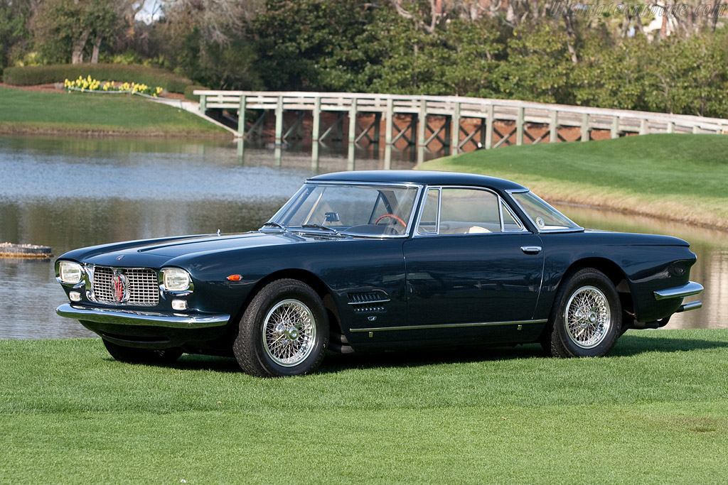 Maserati 5000 GT - Chassis: 103.046   - 2009 Amelia Island Concours d'Elegance