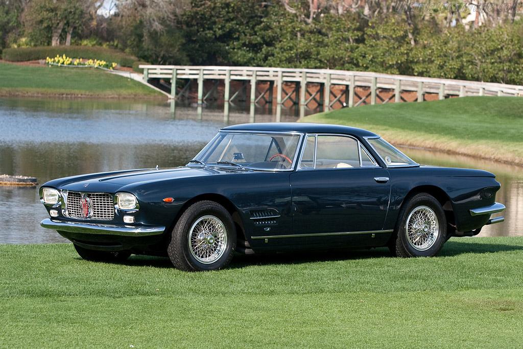 Maserati Sports Car >> Maserati 5000 GT - Chassis: 103.046 - 2009 Amelia Island Concours d'Elegance