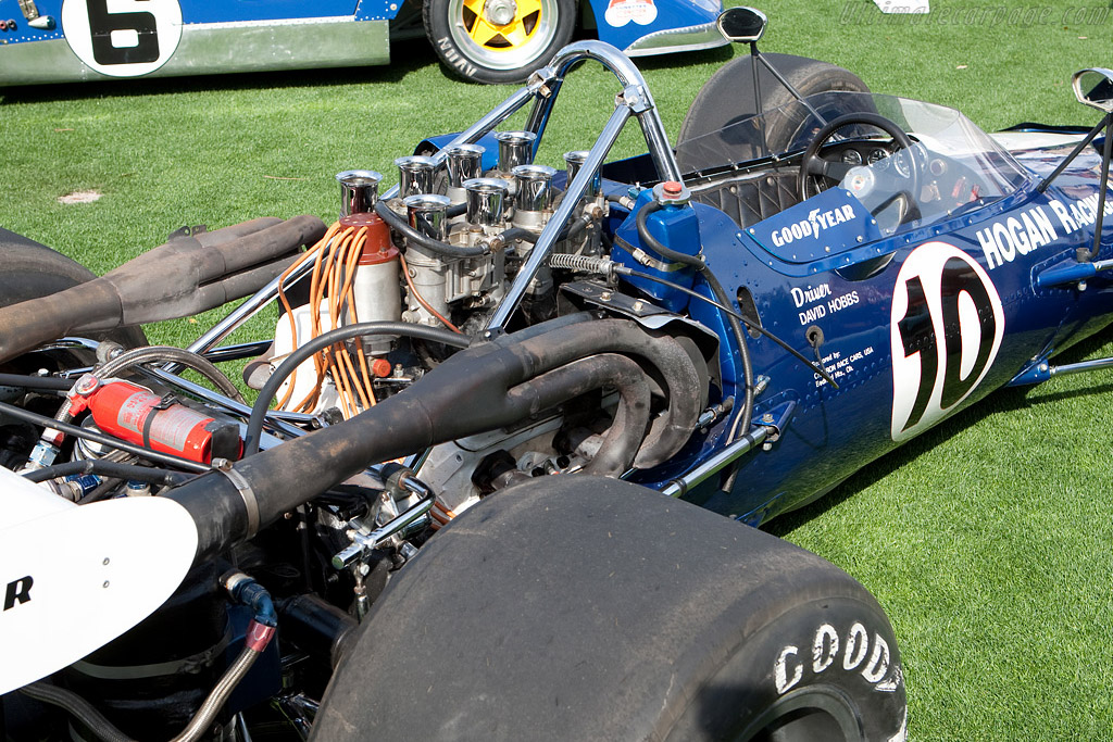 McLaren M10B - Chassis: 400-01  - 2009 Amelia Island Concours d'Elegance