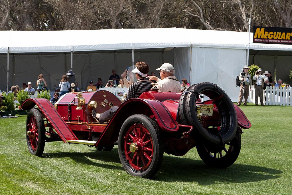 Mercer Raceabout    - 2009 Amelia Island Concours d'Elegance