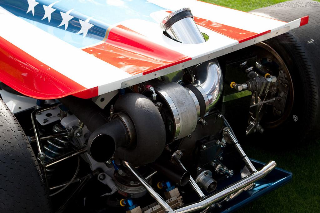 Mongoose Indy Racer    - 2009 Amelia Island Concours d'Elegance