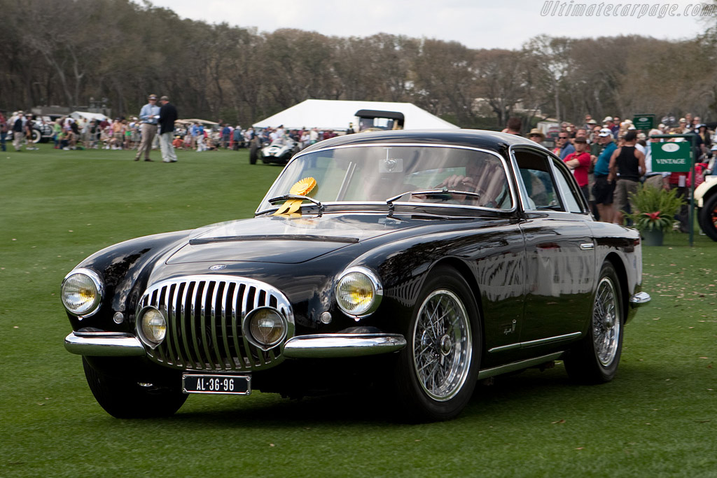 OSCA MT4 Vignale Berlinetta - Chassis: 1153   - 2009 Amelia Island Concours d'Elegance
