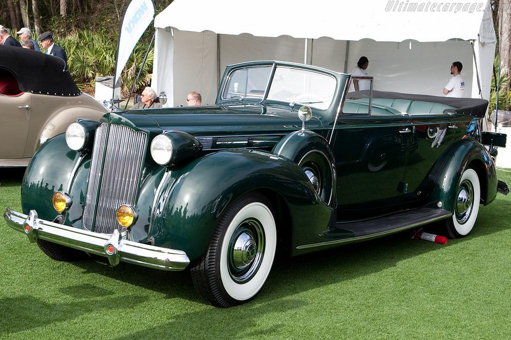 Packard 1608 Convertible Sedan    - 2009 Amelia Island Concours d'Elegance