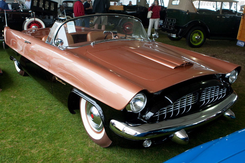 Packard Panther-Daytona Concept    - 2009 Amelia Island Concours d'Elegance