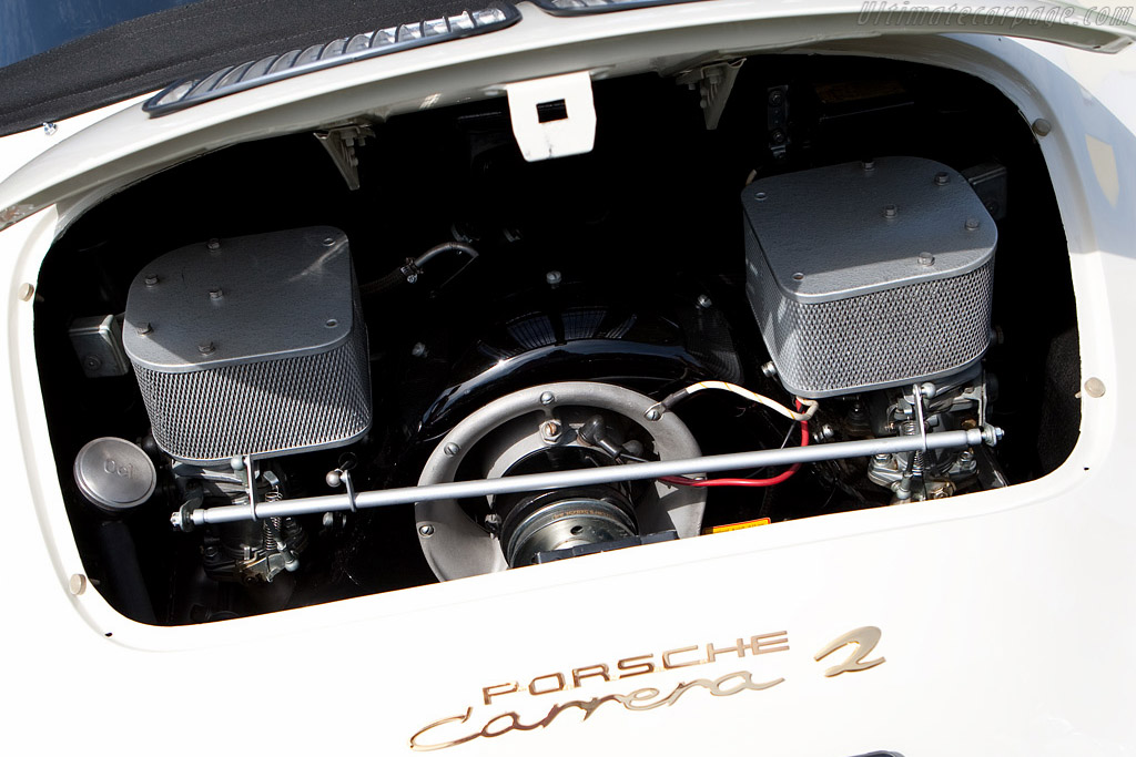 Porsche 356 Carrera 2 Cabriolet    - 2009 Amelia Island Concours d'Elegance