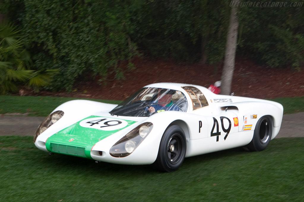Porsche 907 - Chassis: 907-023   - 2009 Amelia Island Concours d'Elegance