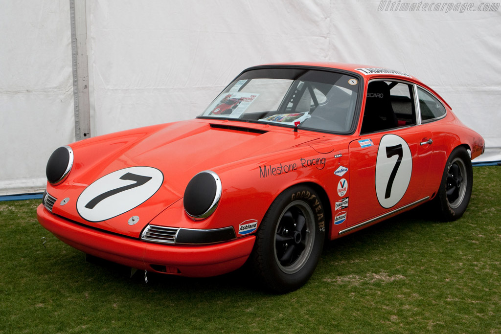Porsche 911 Race Car    - 2009 Amelia Island Concours d'Elegance