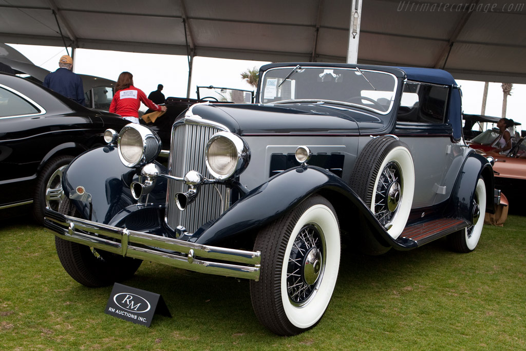 Reo Royale Convertible Coupe    - 2009 Amelia Island Concours d'Elegance