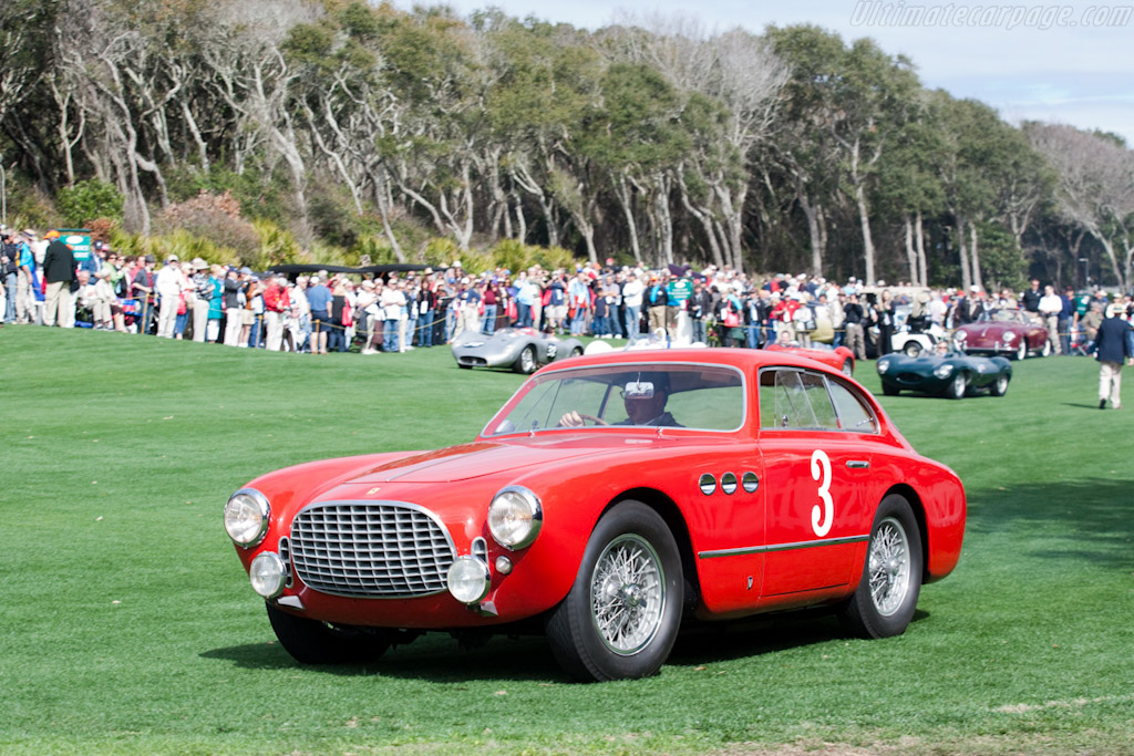 Ferrari 225 S - Chassis: 0168ED   - 2010 Amelia Island Concours d'Elegance