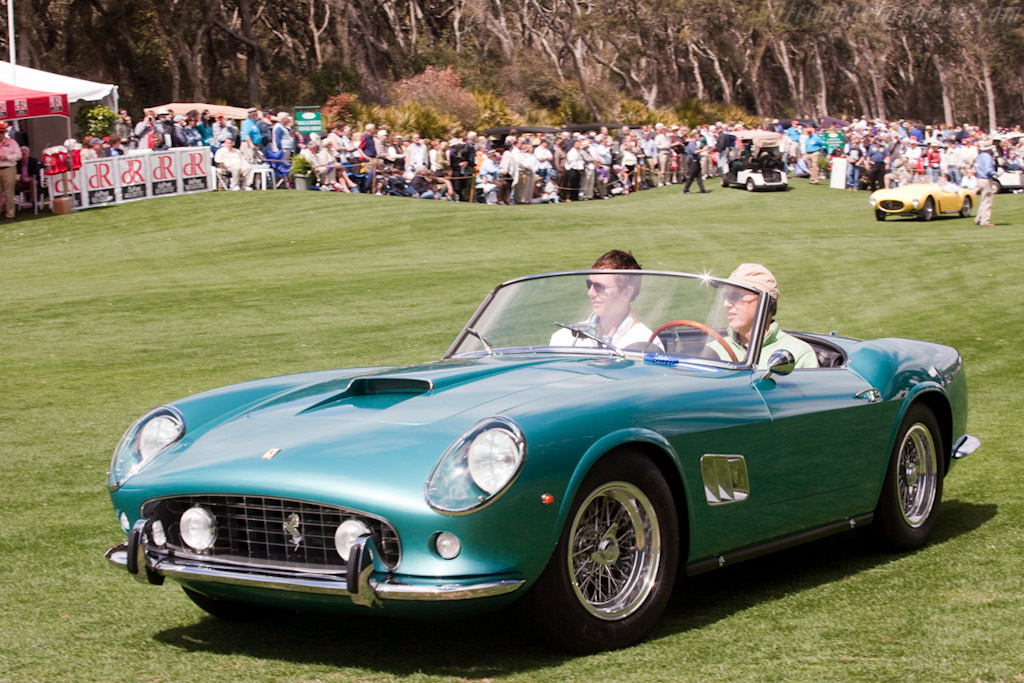 Ferrari 250 GT California - Chassis: 3099GT   - 2010 Amelia Island Concours d'Elegance