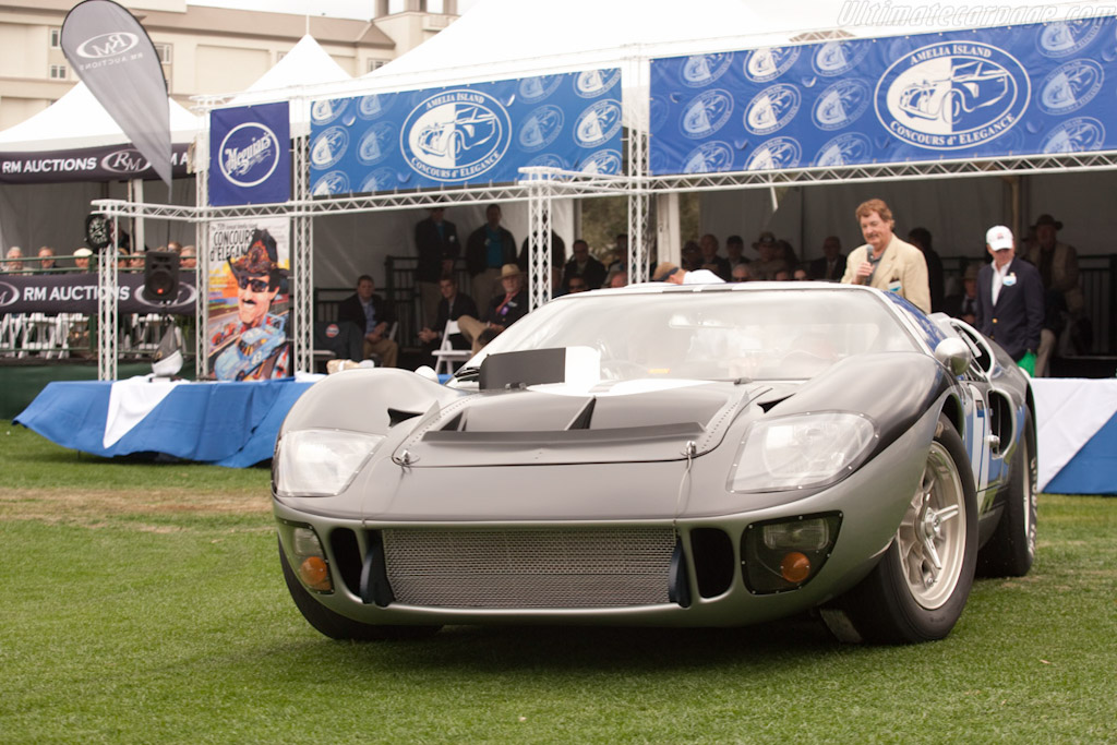 Ford GT40 Mk II - Chassis: XGT-2   - 2010 Amelia Island Concours d'Elegance