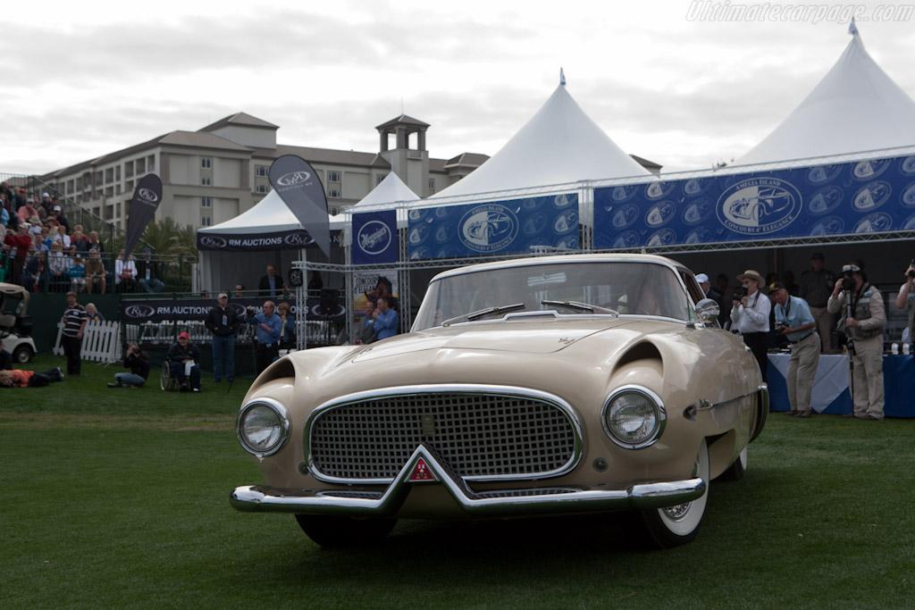 Hudson Italia    - 2010 Amelia Island Concours d'Elegance