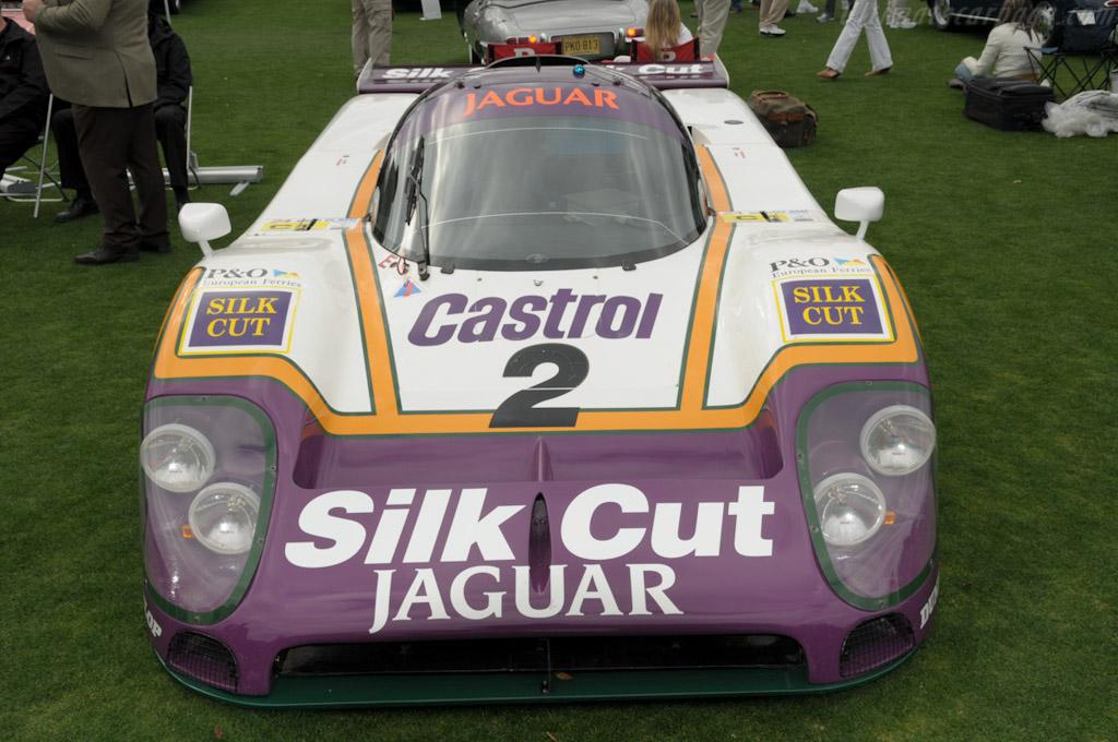Jaguar XJR-9 - Chassis: J12-C-488   - 2010 Amelia Island Concours d'Elegance