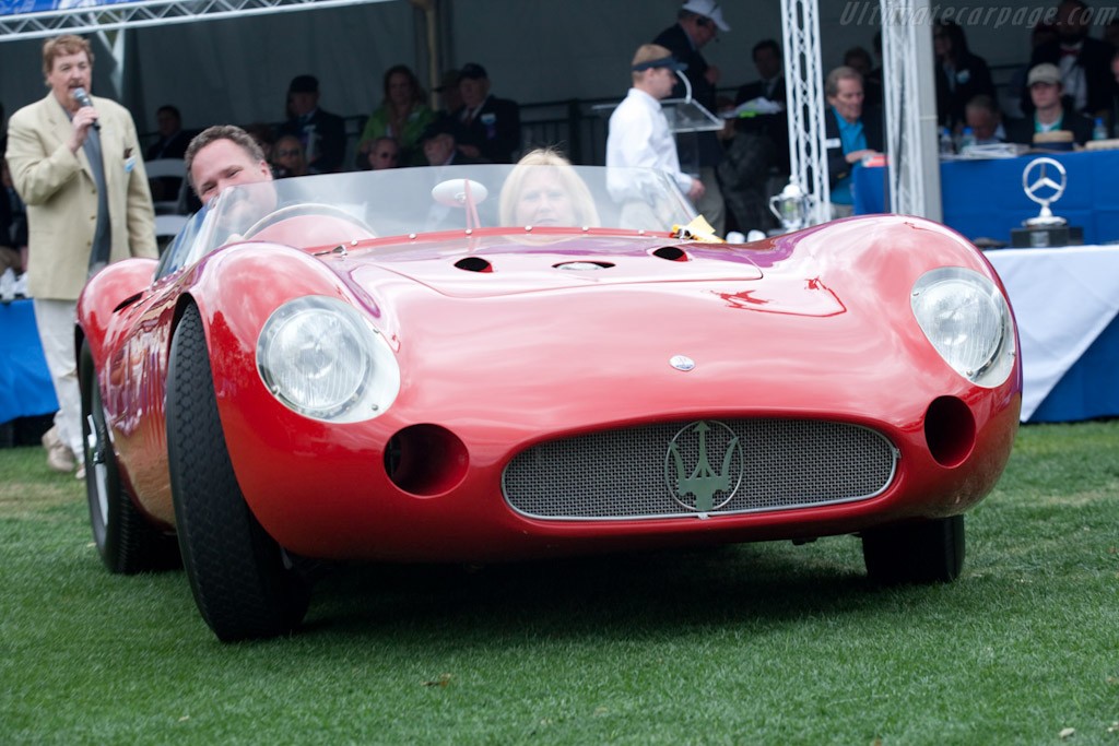 Maserati 300 S - Chassis: 3077   - 2010 Amelia Island Concours d'Elegance