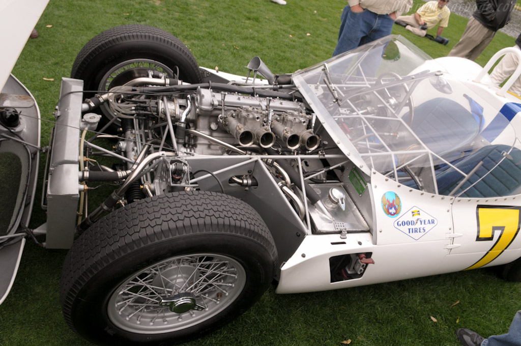 Maserati Tipo 61 Birdcage - Chassis: 2458   - 2010 Amelia Island Concours d'Elegance