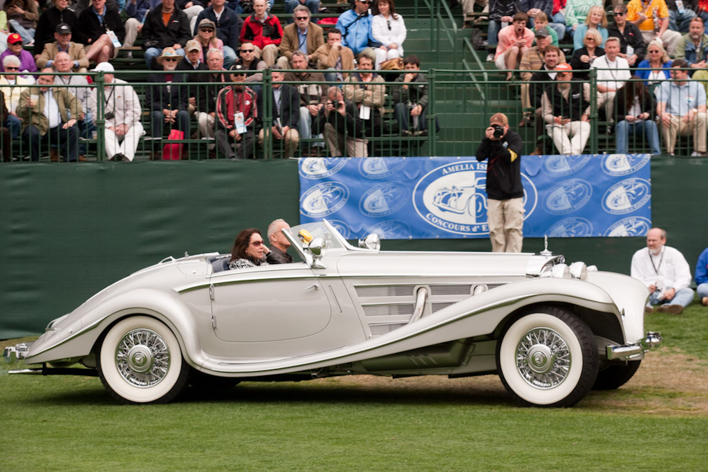 Mercedes-Benz 540 K Spezial Roadster - Chassis: 154140   - 2010 Amelia Island Concours d'Elegance