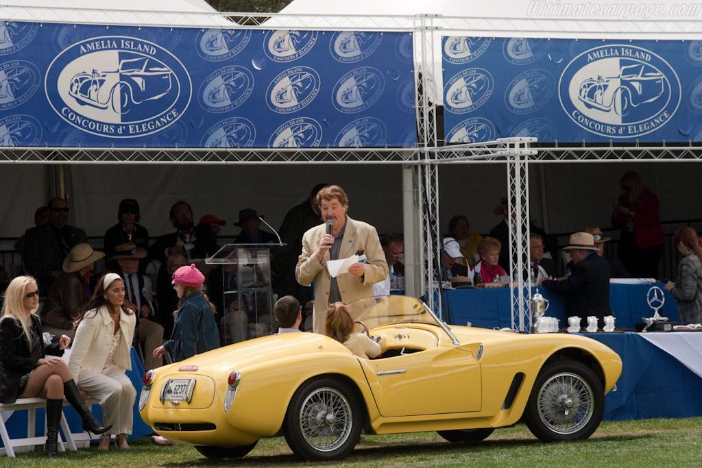 Moretti Barchetta GS    - 2010 Amelia Island Concours d'Elegance