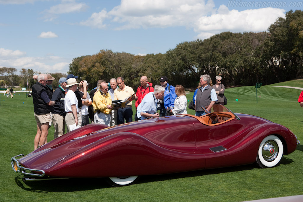 Norman Timbs Special 2010 Amelia Island Concours D Elegance